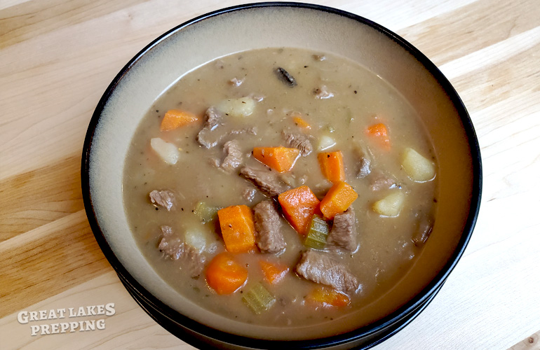 Hearty Beef Stew Recipe Great Lakes Prepping